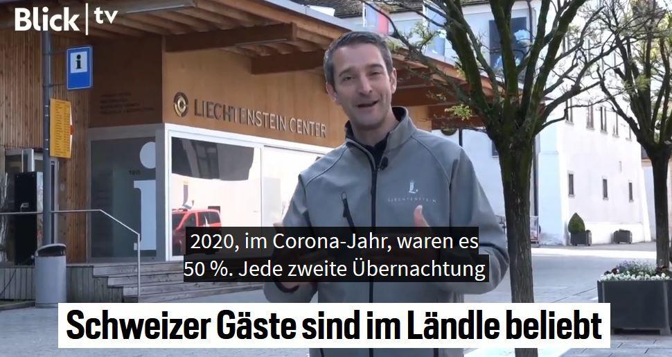 Liechtenstein auf Blick TV
